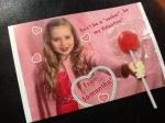 A sucker for Valentine's