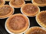 5 Minute Butter Tarts! Yummy.
