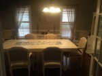 Diningroom is Done!