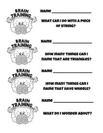 brain trainingpg2