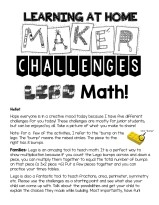 math Lego page 1