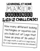 math Lego page 3