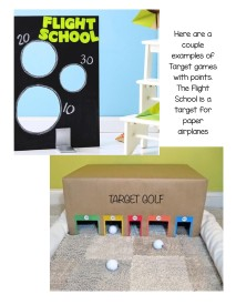 target game challenges at home2